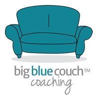 Big Blue Couch® Coaching, LLC logo