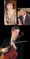 Trio da Mare e Sole - Julia Heinen, Dmitry Rachmanov,...