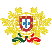 Consulado Geral de Portugal em Londres logo