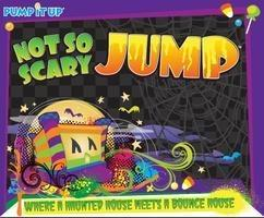 Not So Scary Halloween Bounce