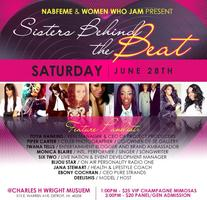 NABFEME & WOMEN WHO JAM PRESENT....SISTERS BEHIND THE...