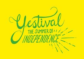 Yestival: Documenting Yes Summerhall Salon