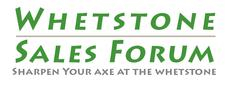 Whetstone Sales Forum logo