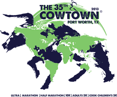 The Cowtown Marathon 2013 Event
