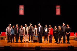 Poets Forum 2014: October 16 - 18