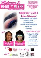 Makeup Tutorial & Beauty Mixer (Women Empowerment)
