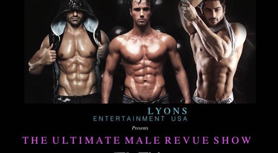 California Hunks Male Revue Show