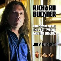 Richard Buckner with The Last Tycoon and Kristen Englen...