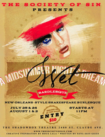 A Midsummer Night's Wet Dream: New Orleans Burlesque...