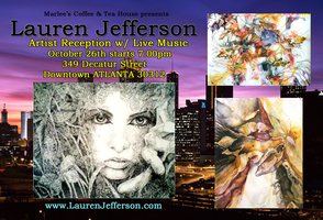 Art Reception w/ Live Music