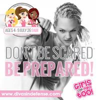 Girls Can Fight Too!: Self-Defense for Girls 4 to 9