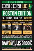 Coast 2 Coast LIVE | Boston Edition 6/21/14