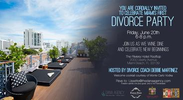 MIAMI'S LARGEST DIVORCE PARTY