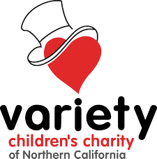 Variety - the Children's Charity of Northern California logo