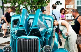 9th Annual East Passyunk Car Show & Street Festival