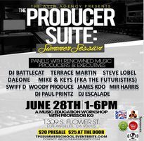The Producer Suite: Summer School