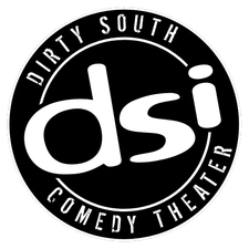 DSI Comedy Theater logo