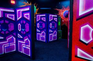 Outeraction Laser Tag Made Awesome by The University of...