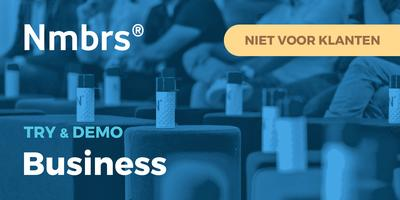 Amsterdam | Nmbrs® Business try & demo