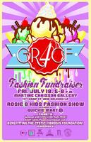 GR4CF Fashion Fundraiser