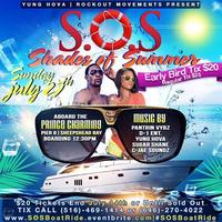 S.O.S (Shades Of Summer) (Day Boat Ride)