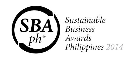 Sustainable Business Awards Philippines 2014