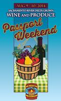 Wine & Produce Passport Weekend- 2014