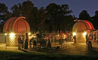 Observatory - Friday 19 September, 2014