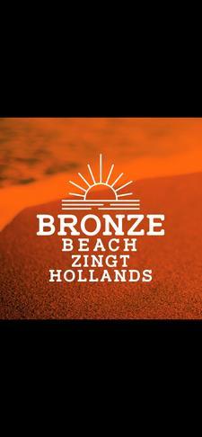 Bronze Beach logo