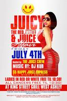 Friday July 4th CHARLESTON SC King Street Gille...