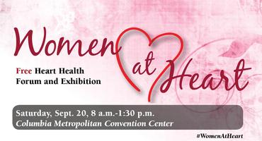 Women at Heart 2014