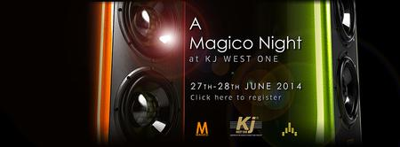 A MAGICO NIGHT AT KJ WEST ONE