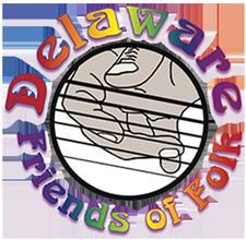Delaware Friends of Folk logo