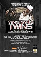 The Ying Yang Twins Performing LIVE inside The Time Mac...