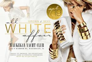 The All White Affair 2014