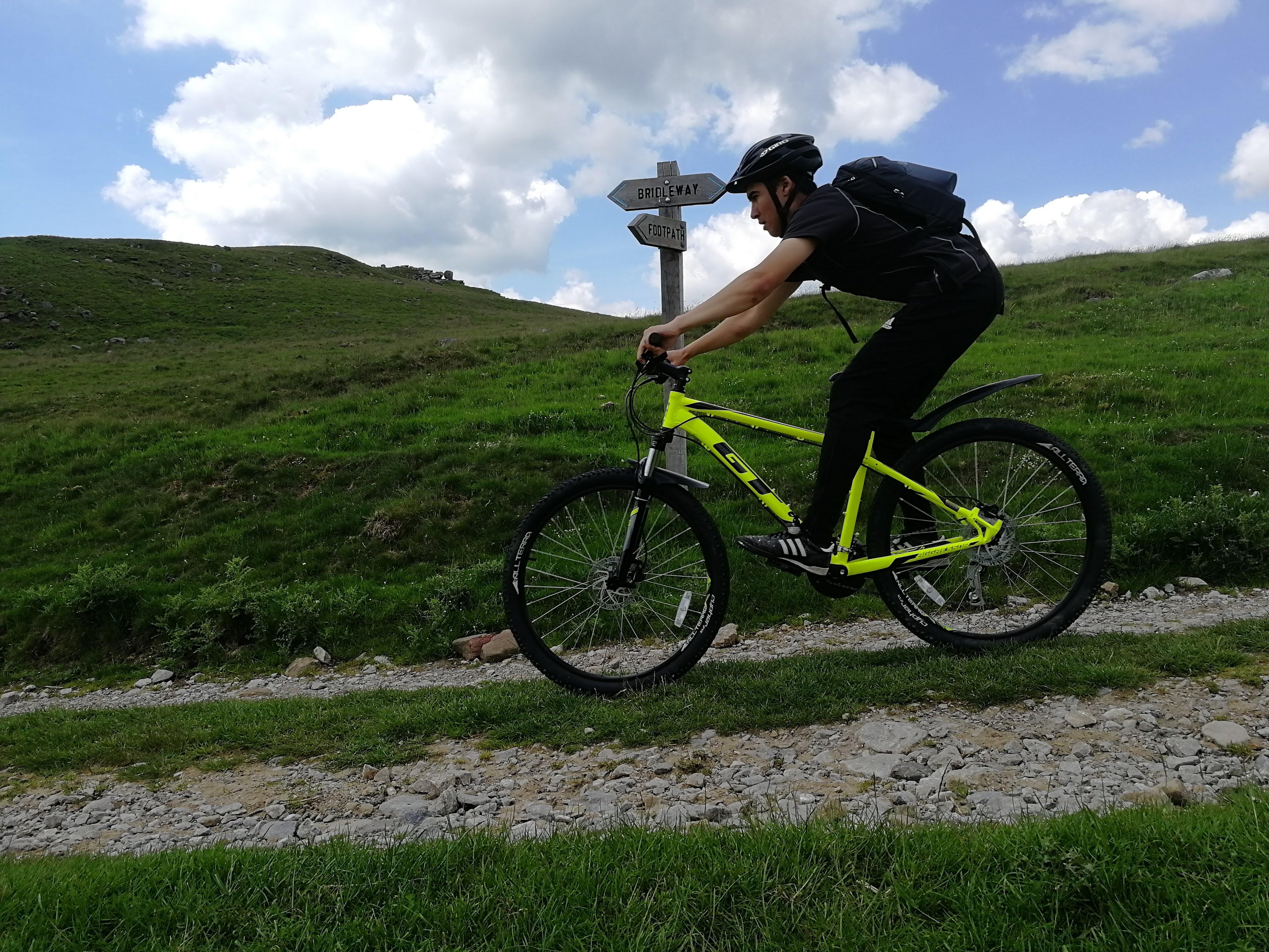Mountain Biking Taster Day