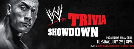 WWE Trivia Showdown