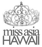 MISS ASIA HAWAII SCHOLARSHIP FOUNDATION logo