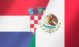MEXICO vs. CROATIA 2014 World Cup
