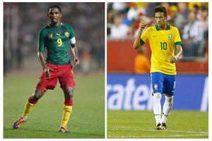 BRAZIL vs. CAMEROON 2014 World Cup