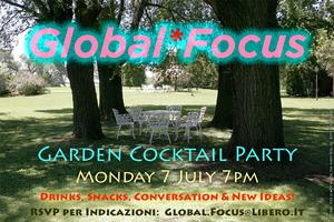 Global*Focus Garden Cocktail Party