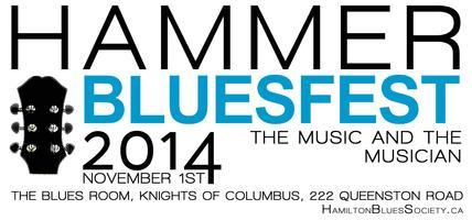 Hammer Bluesfest 2014