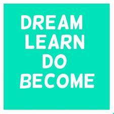 Barbara & Stan Hulme / Dream more - Learn more - Do more - Become more logo