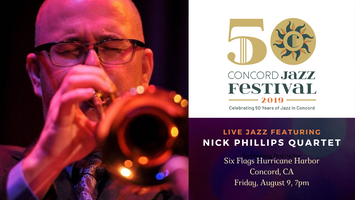Nick Phillips Quartet at Six Flags Hurricane Harbor
