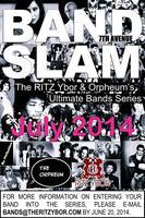 7th Avenue Band Slam 2014: Band Registration