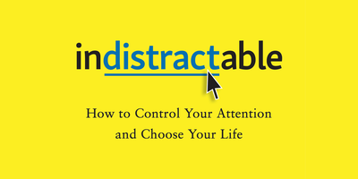 Learn to Be 'Indistractable' with 'Hooked' Author, Nir...