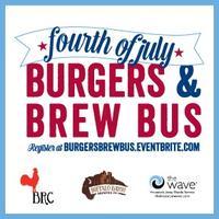 Burgers & Brew Bus