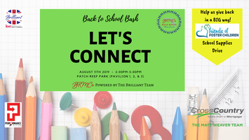 Back to School Bash Tickets, Sun, Aug 11, 2019 at 2:00 PM   Eventbrite