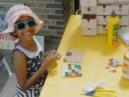 Children and Family Craft Workshop Summer Holiday Events...
