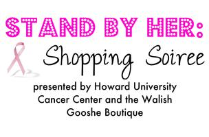 Stand by Her: Shopping Soiree